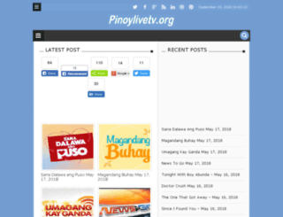 pinoylivetv.com screenshot