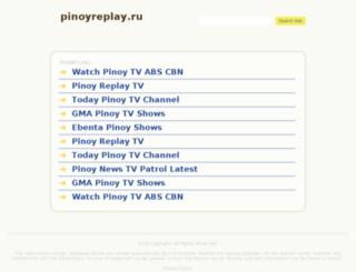 pinoyreplay.ru screenshot