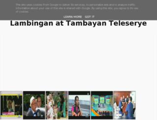 pinoyreplay.se screenshot