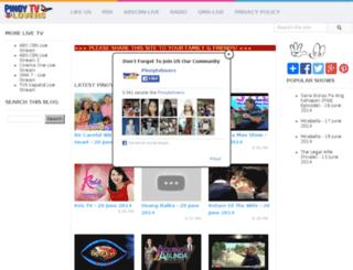 pinoytvlovers.blogspot.com screenshot
