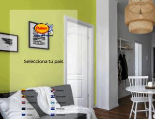 pintuco.com screenshot