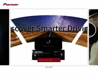 pioneer-carglobal.com screenshot