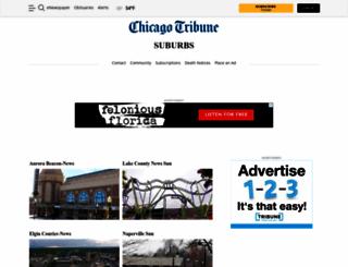 pioneerlocal.chicagotribune.com screenshot