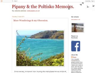 pipany-poltiskofarm.blogspot.fr screenshot