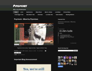 pipomixes.com screenshot