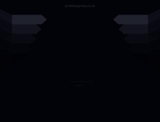 piratebayproxy.co.uk screenshot