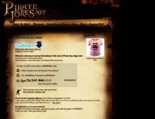 piratejokes.net screenshot