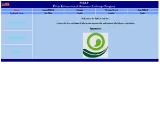 pirep.org screenshot