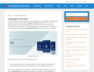 pis2015.net.br screenshot