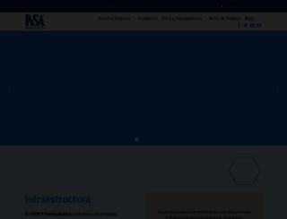pisa.com.mx screenshot