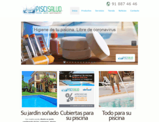 piscisalud.com screenshot