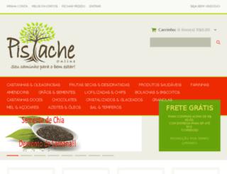 pistachecomercial.com.br screenshot