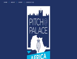 pitchafrica.com screenshot
