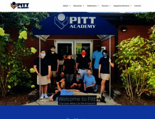 pitt.com screenshot