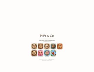piviandco.com screenshot