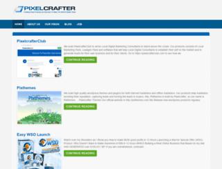pixelcrafter.com screenshot