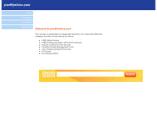pixelfreebies.com screenshot