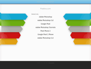 pixelinx.com screenshot