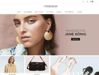 pixienova.com screenshot