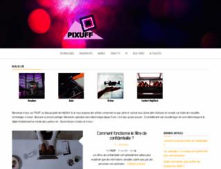 pixuff.com screenshot