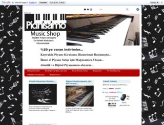 piyanocum.com screenshot