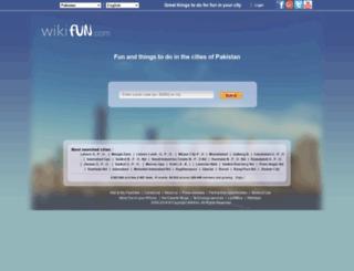pk.wikifun.com screenshot