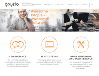 pl.goyello.com screenshot