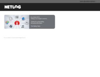 pl.netlog.com screenshot