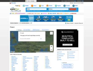 pl.wowcity.com screenshot
