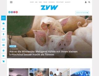 pl.zvw.de screenshot