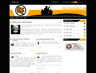 pl4fc.net screenshot