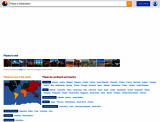 placeandsee.com screenshot