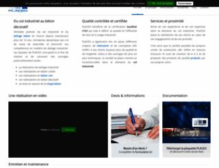 placeo.eu screenshot