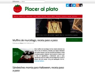 placeralplato.com screenshot