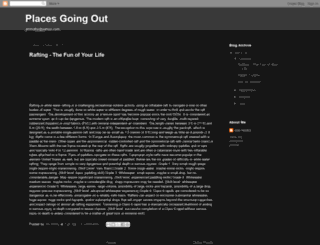 places-going-out.blogspot.be screenshot