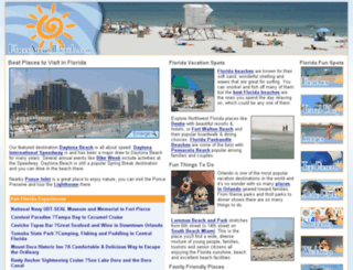 placesaroundflorida.com screenshot