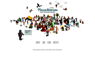 placestories.com screenshot