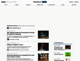 plainfield.patch.com screenshot