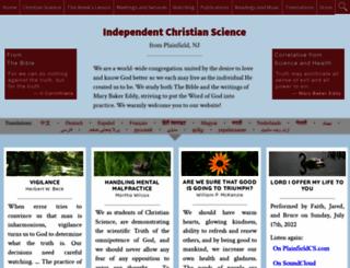 plainfieldcs.com screenshot
