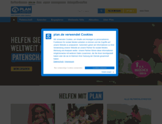 plan-deutschland.de screenshot