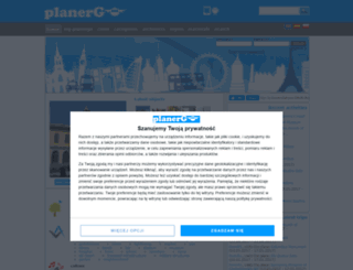 planergo.com screenshot