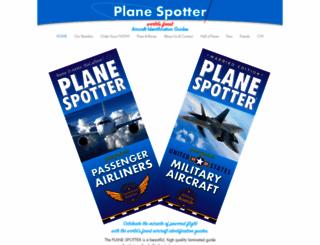 planespotter.com screenshot