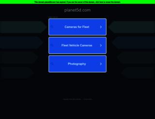 planet5d.com screenshot