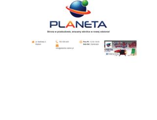 planeta-radom.pl screenshot