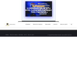 planetamidia.com.br screenshot