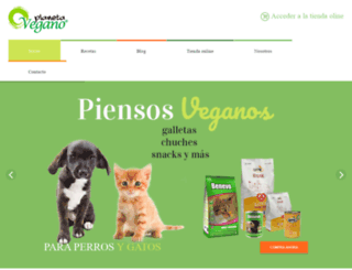 planetavegano.com screenshot