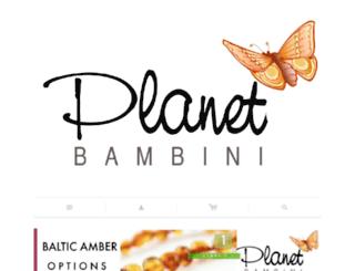 planetbambini.com screenshot