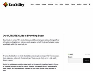planetcake.com.au screenshot