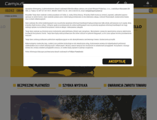 planetoutdoor.pl screenshot