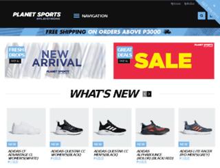 planetsports-online.com screenshot